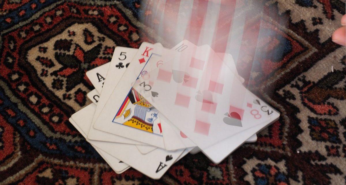 Zauberkünstler brauchen mehr als nur schnelle Finger (c) Frank Luerweg
