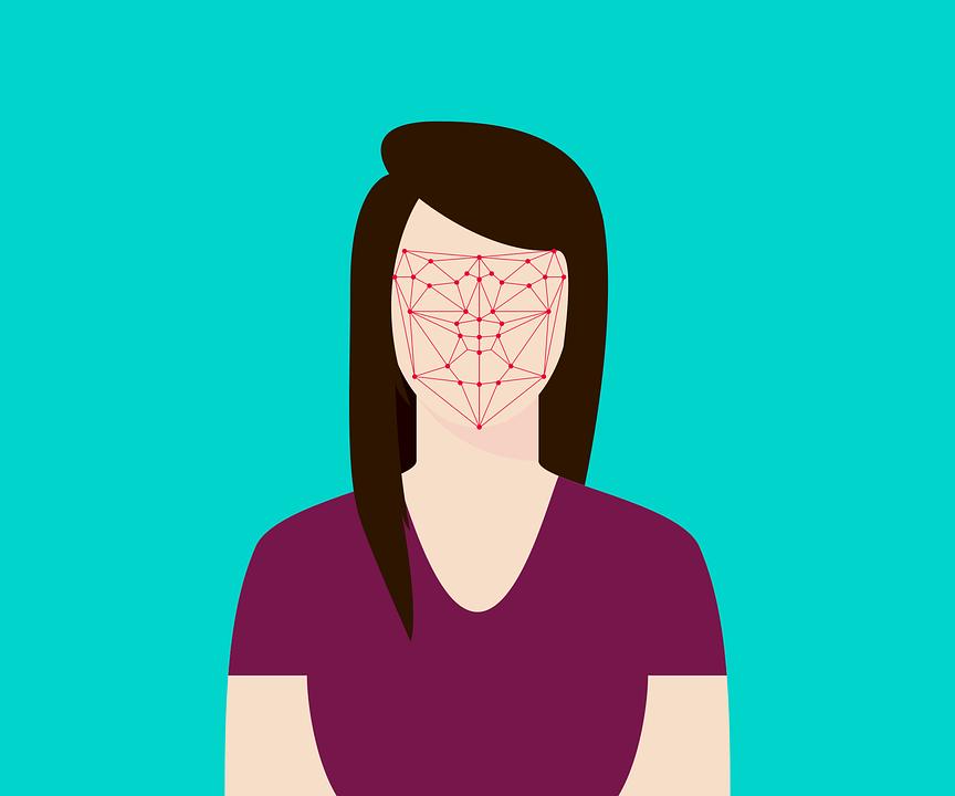 Gesichtserkennung (c) Pixabay